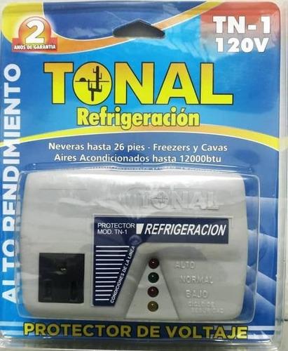 Protector Tonal  Refrigeración 120v 12000 Btu