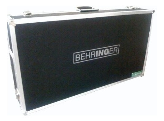 Case Cdj Mixer Pioneer Behringer Denon C/ Regua De Energia