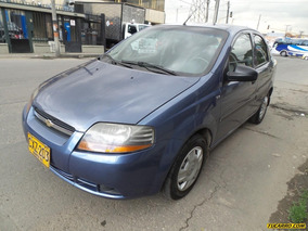 Chevrolet Aveo Family Mt 1600cc 4p Aa