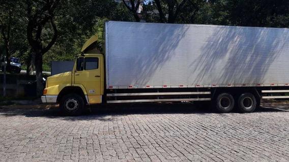 Caminhão Mb 1618 Ano 1995 Truck Baú