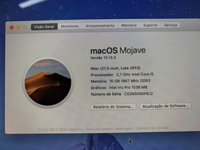 Computador Apple ,excelente Estado,iMac 21polegadas