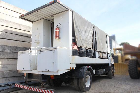 Cargo 1317 Comboio Lubrificação= Graxa Diesel Compressor Ar