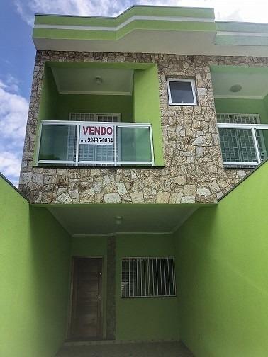 Sobrado 3 Dorm C/ Suíte - Vl. São Franciso - Metro Patriarca