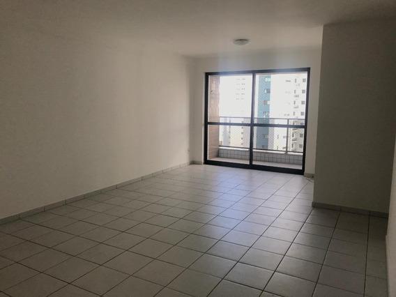 Apartamento Em Rosarinho, Recife/pe De 102m² 3 Quartos Para Locação R$ 3.000,00/mes - Ap549796