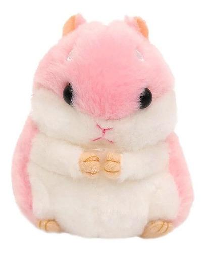 Chaveiro Hamster De Pelúcia
