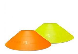 Conos Tortuga De Entrenamiento Drb 2 Colores Fluor