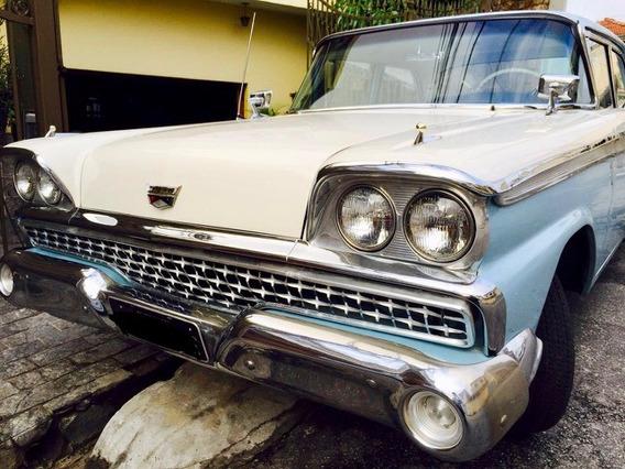 Ford Fairlane 500 - 1959