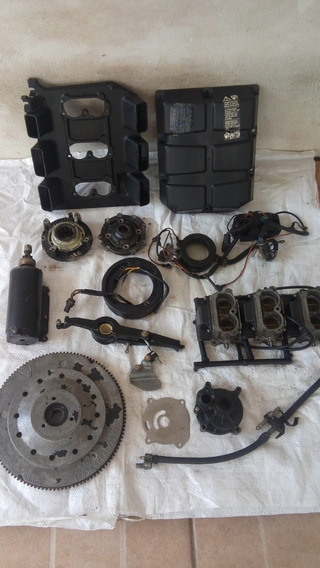 Peças Para Motor De Popa Johnson/evinrude 150hp Usadas