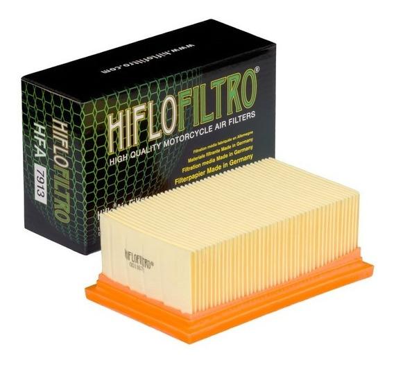 Filtro Ar Hiflo Hfa7913 Bmw F800r F800gs F700gs F 800 Gs R