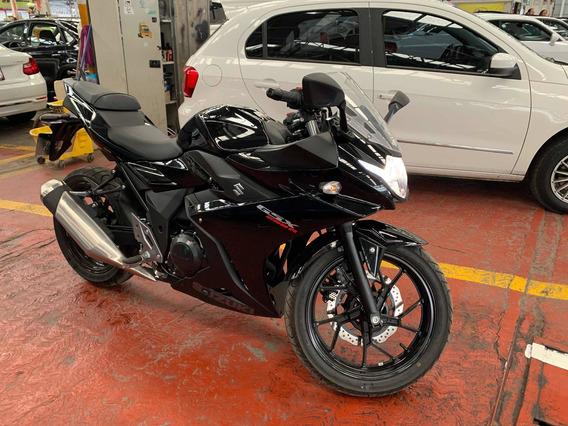 Moto Suzuki Gsx R 250 Cc 2018