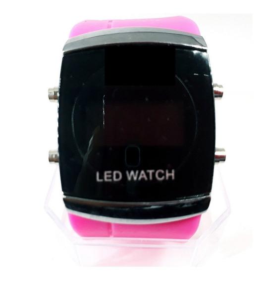 Relógio Led Pulso Digital Feminino Barato Top
