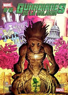 Guardianes De La Galaxia #8 Brian Michael Bendis
