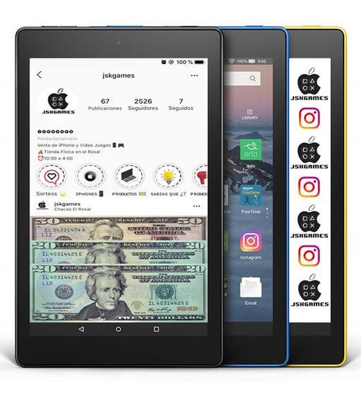 Tablet Amazon Fire Hd 8 16gb Tienda Fisica Y Virtual