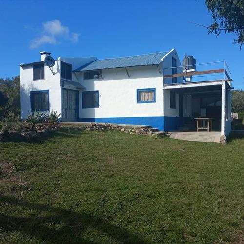 Hermosa Casa En Alquiler En  Villa Serrana  Lavalle. Bruraca