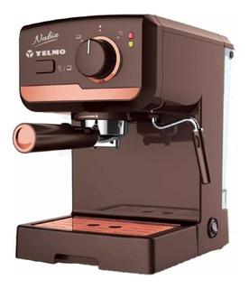 Cafetera Yelmo Desayuno CE-5107 Marrón 220V