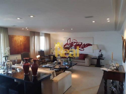 Imagem 1 de 25 de Apartamento À Venda, 317 M² Por R$ 2.900.000,00 - Perdizes - São Paulo/sp - Ap6906