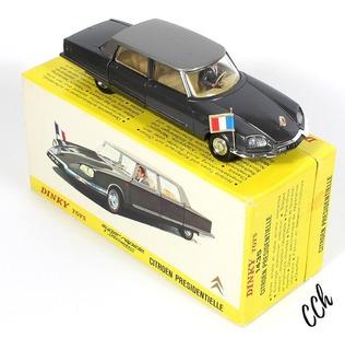 Auto Citroen Presidencial Dinky Toys 1/43 Diecast Cch