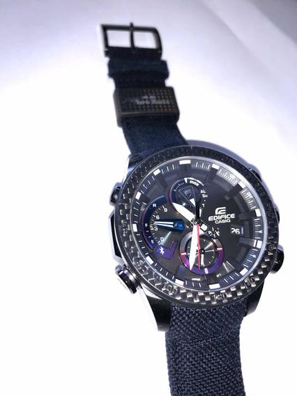 Reloj Edifice Toro Rosso Edición Limitada