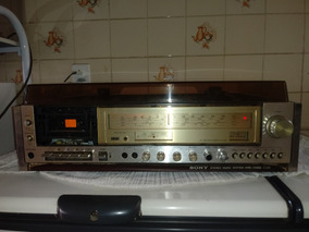Sony Stereo Music System Hmk - 339 Bs Gold