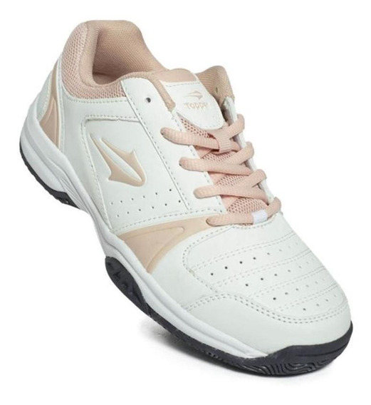 Zapatillas Topper Rod Blanca Tenis Mujer