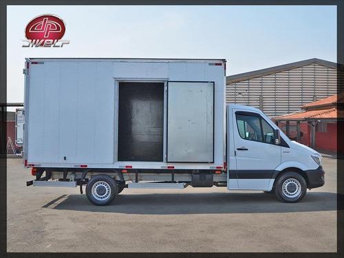 Imagem 1 de 14 de Mercedes-benz Sprinter 2.3 313 Cdi Street Baú Extra Longa