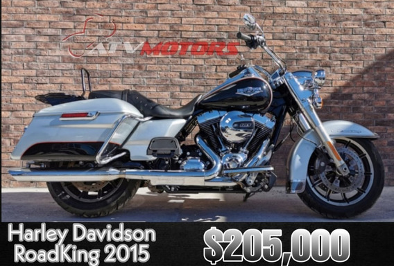 Harley Davidson Roadking 2015