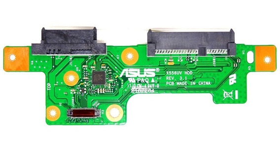 Placa Sata Hd Notebook Asus X556uv Hdd 3.1 (nova)