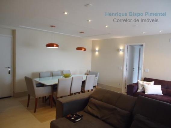 Apartamento Com 3 Dormitórios À Venda, 146 M² Por R$ 1.400.000,00 - Vila Alexandria - São Paulo/sp - Ap0005