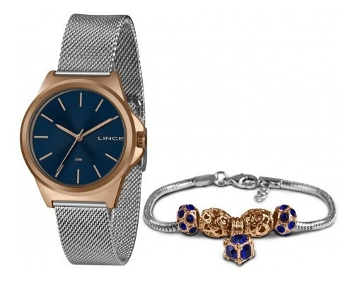 Relógio Kit Lince Lrt4650l Kx54 D1sx - Ótica Prigol