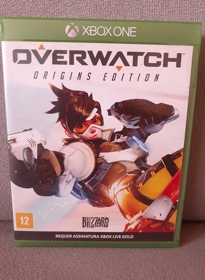 ( Frete R$ 9.90 ) Overwatch Xbox One Jogo Cd Midia Física