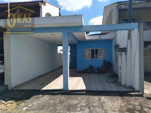 Imagem 1 de 24 de Casa Com 2 Dormitórios À Venda Por R$ 240.000,00 - Vila Urupês - Suzano/sp - Ca0398