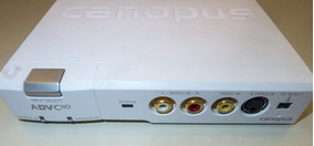CANOPUS ADVC 1000 DRIVERS FOR PC
