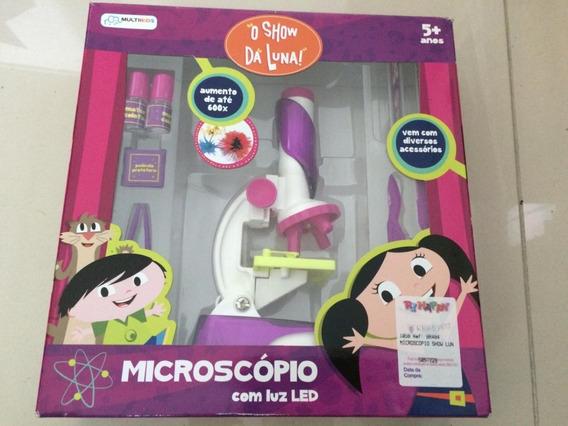 Microscópio O Show Da Luna - Ler Anuncio