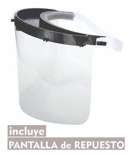 Mascara Protectora Facial Reutilizable Protección Completa
