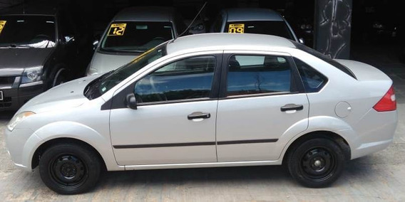 Fiesta 1.6 Sedan Flex 2008 C/ Multimídia Positron