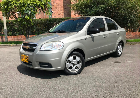 Chevrolet Aveo Emotion 1.6