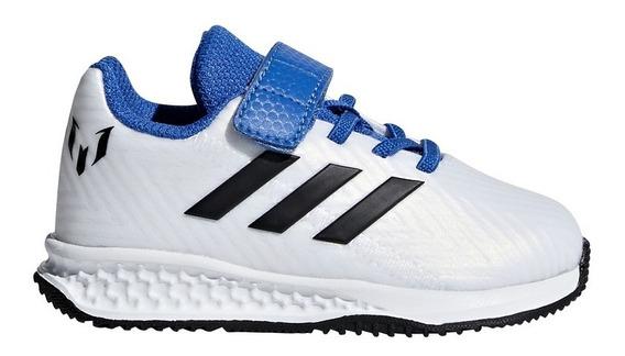 Zapatillas adidas Training Rapidaturf Messi El I Bebe