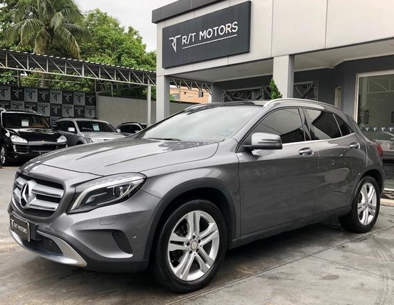 Mercedes-benz Gla 200 1.6 Cgi Style 16v Turbo Gasolina 4p