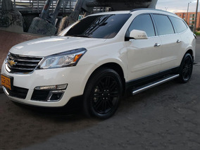 Chevrolet Traverse Lt Doble Techo 4x4