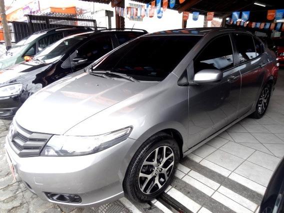 Honda City 1.5 Sport Flex 4p Pneus Novos Goodyear