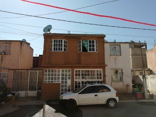 Casa Con Ampliación 3-4 Recámaras, Paseos De Ecatepec