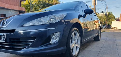 Peugeot 408 2.0 Allure Plus 143cv 2013