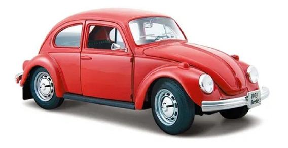 Miniatura Volkswagen Beetle - 1:24 Edição Especial