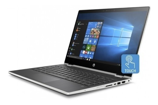 Notebook Hp 14-cd0006la 2in1 Intel Core I5 4gb Ram 500gb W10