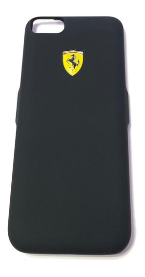 Funda Power Case iPhone 8, 7, 6, 6s Ferrari Original