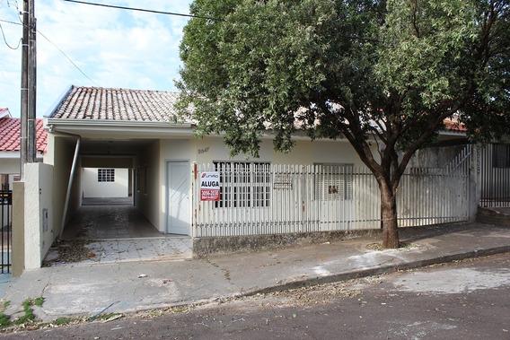 Casa Térrea Em Jardim San Fernando - Umuarama - 1047