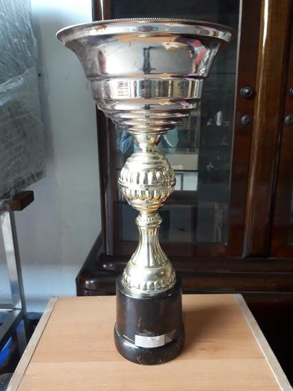 Trofeo Con Base De Madera