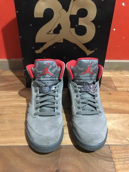 Nike Air Jordan Retro 5 Camo Reflectivas
