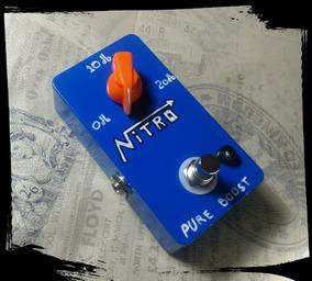 Nitro (pure Boost) - Faraday Pedals (mc401 Cae Line Driver)