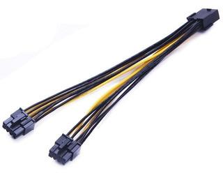 Adaptador Conector Pci Express 8pin A 6+2pin
